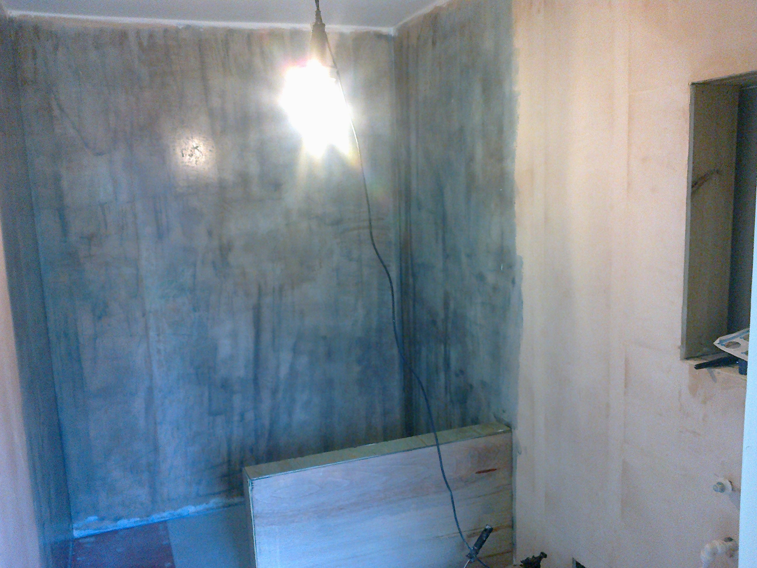 Case Study - Installation of a shower room | Attease Construction